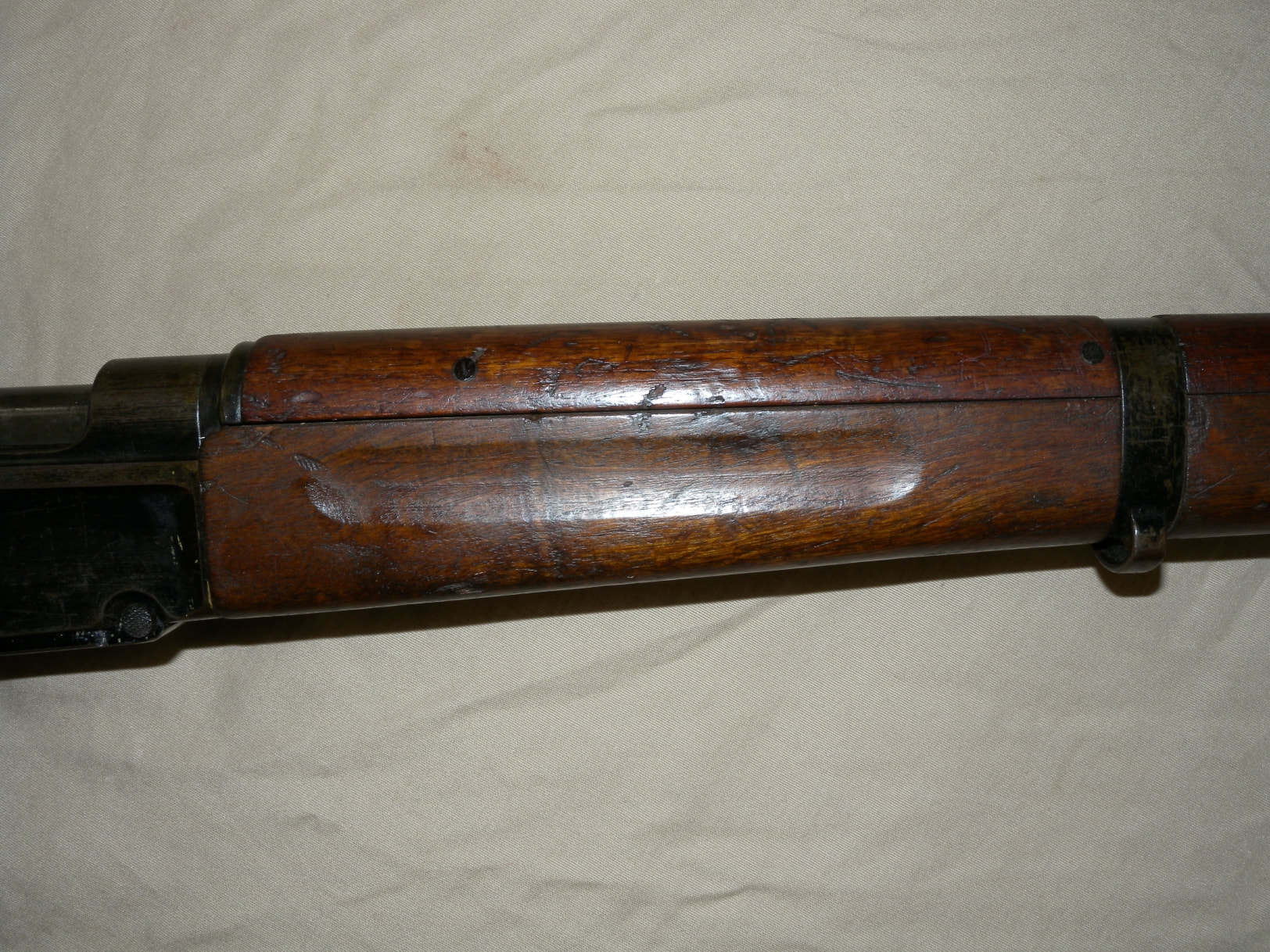 Pre-War French MAS 36 7 5mm